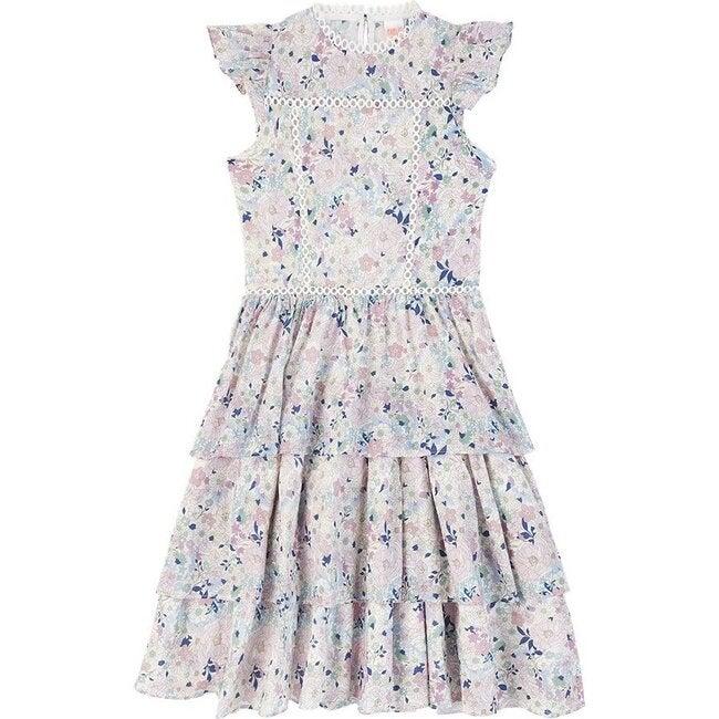 Heather Floral Mini Dress