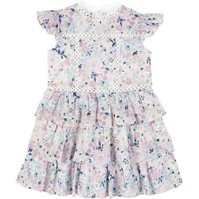 Baby Heather Floral Mini Dress