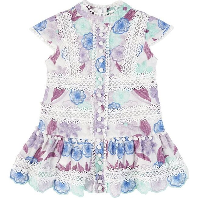 Baby Camille Embroidered Dress