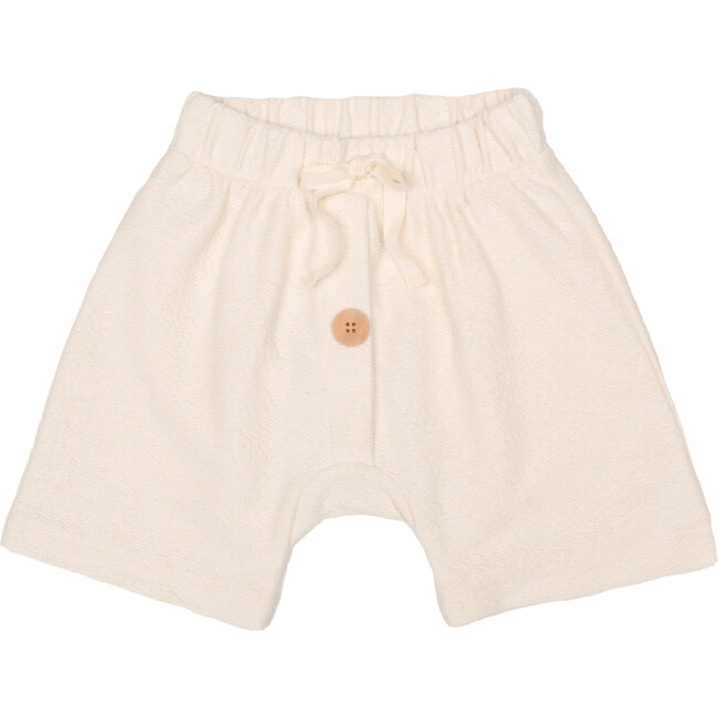 French Terry Shorts, Oat