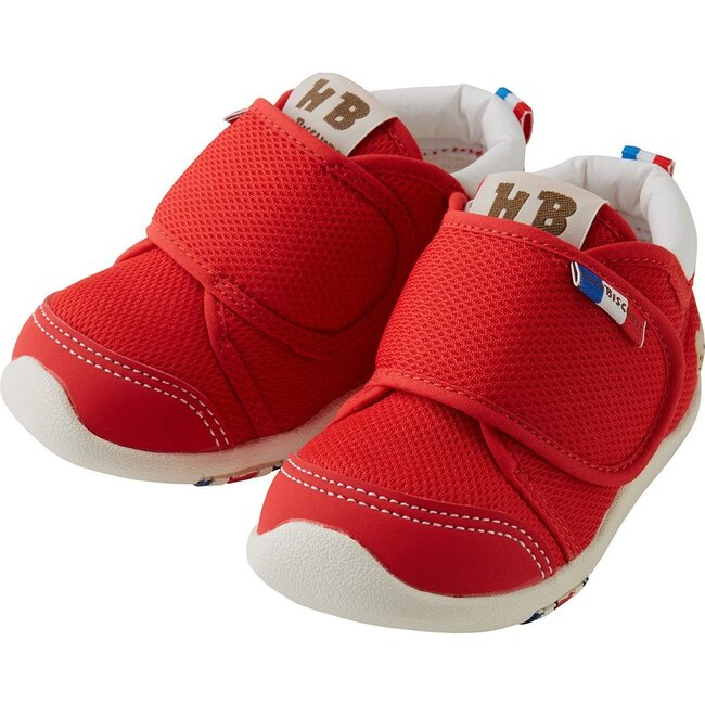 Second Shoes, Red