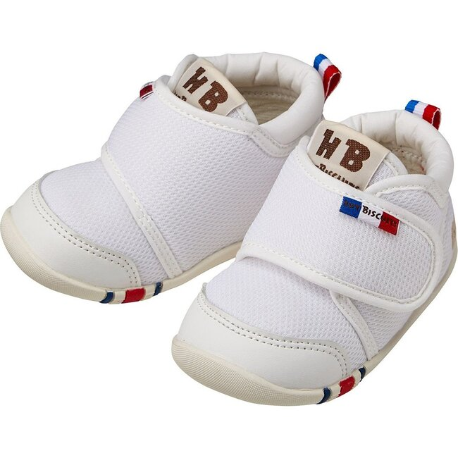 First Walking Shoes, White