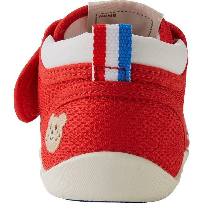 First Walking Shoes, Red