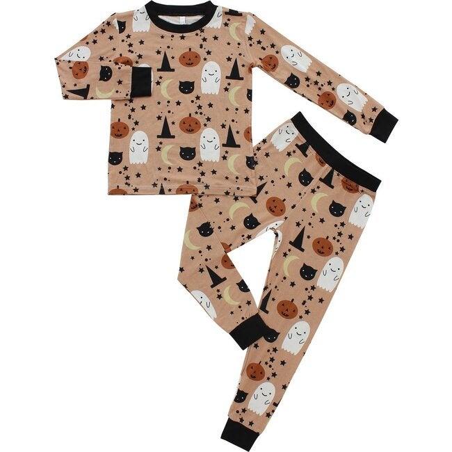 Trick or Treat Bamboo Toddler Pajama Set