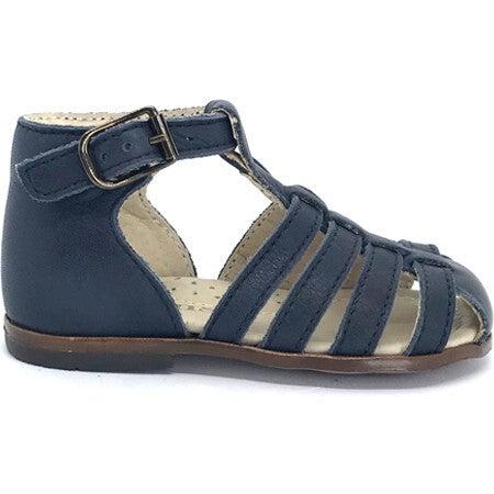 Jules T-Strap Sandal, Navi