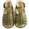 Jules T-Strap Sandal, Kaki - Sandals - 2