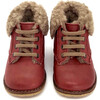 Aesop First Step Boots, Bordeaux - Boots - 5