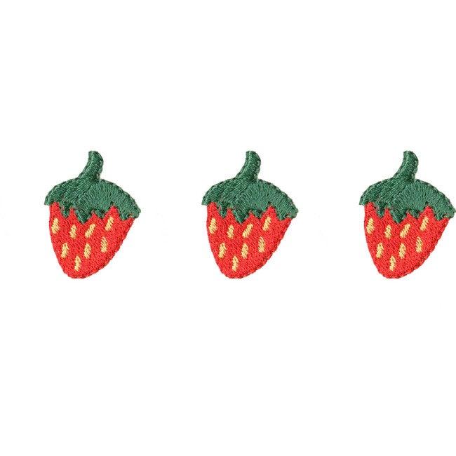 Women's Strawberry Sweatpants, Natural
