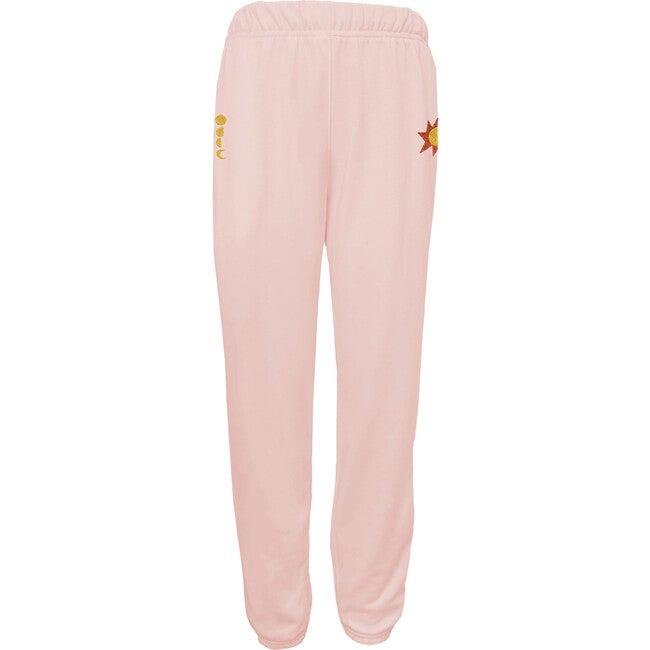 Women's Day and Night Sweatpants, Sunset Pink