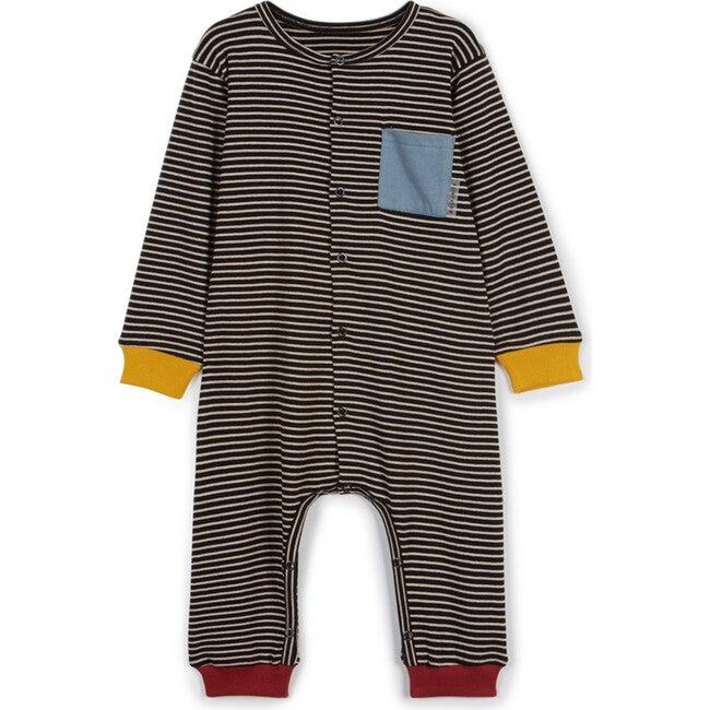Laureano Jumpsuit, Stripes - Jumpsuits - 1