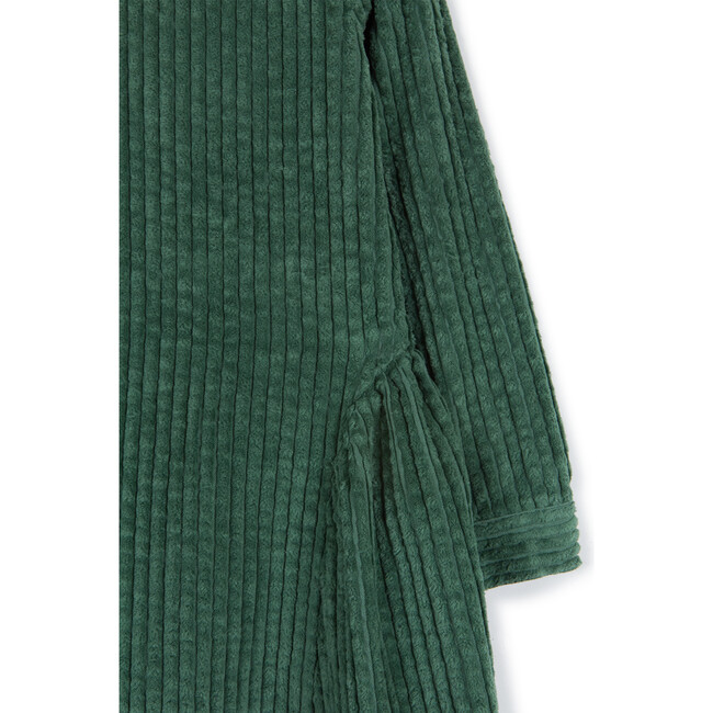 Heliana Dress, Corduroy Green