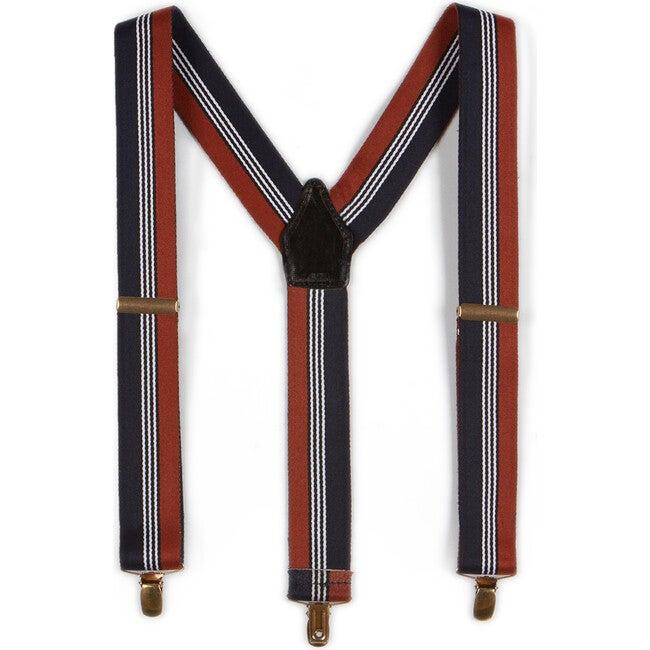 Delfim Suspenders, Stripes