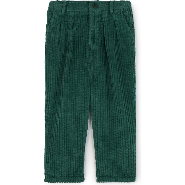 André Trousers, Corduroy Green