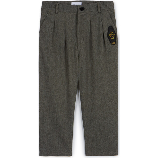 André Trousers, Slate