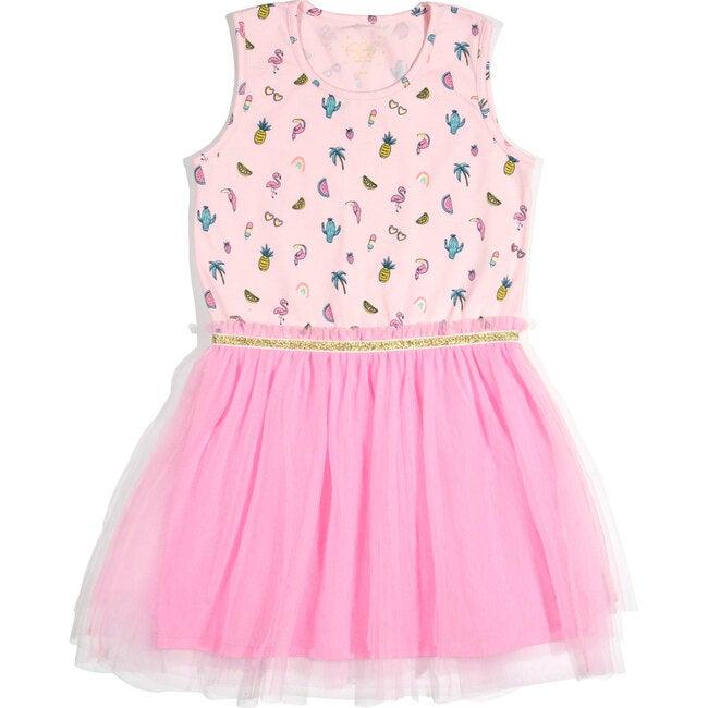 Kaia Dress, Pink