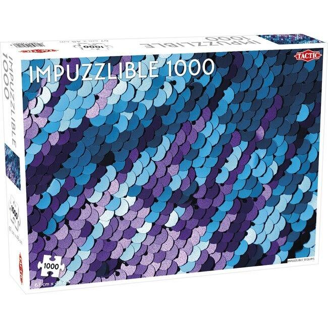 Sequins 1000-Piece Puzzle