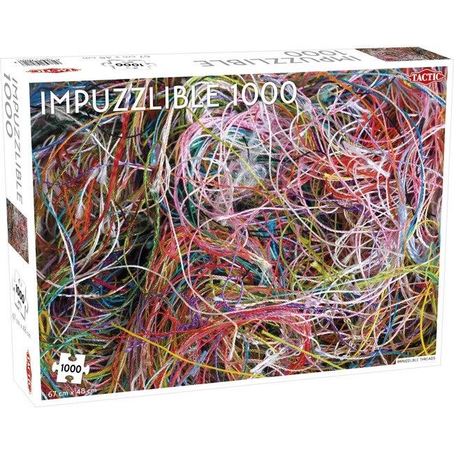 Threads 1000-Piece Puzzle