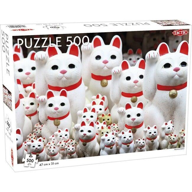 Maneki Neko 500-Piece Puzzle