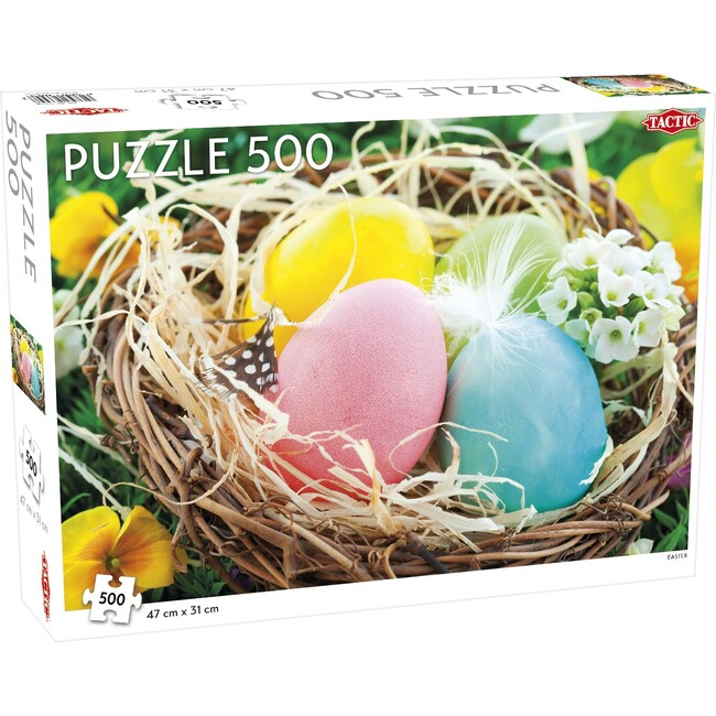 Easter 500-Piece Puzzle