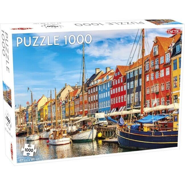 Nyhavn 1000-Piece Puzzle