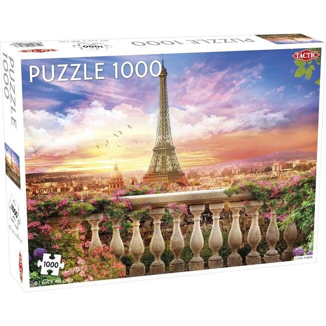 Eiffel Tower, Paris 1000-Piece Puzzle