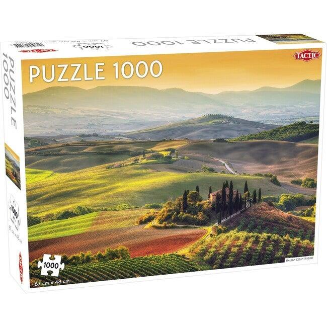 Italian Countryside 1000-Piece Puzzle