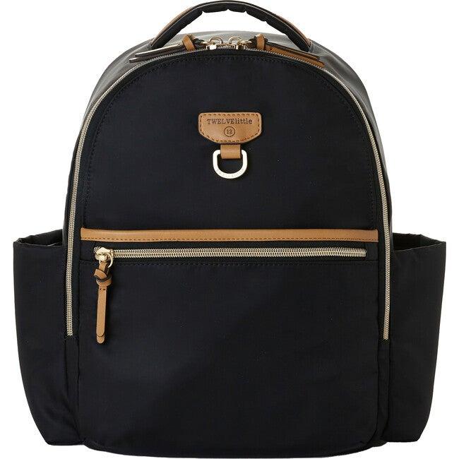 Tiny-Go Backpack Black Tan
