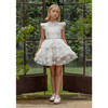 Baby Clover Lace Dress, Ivory - Dresses - 2