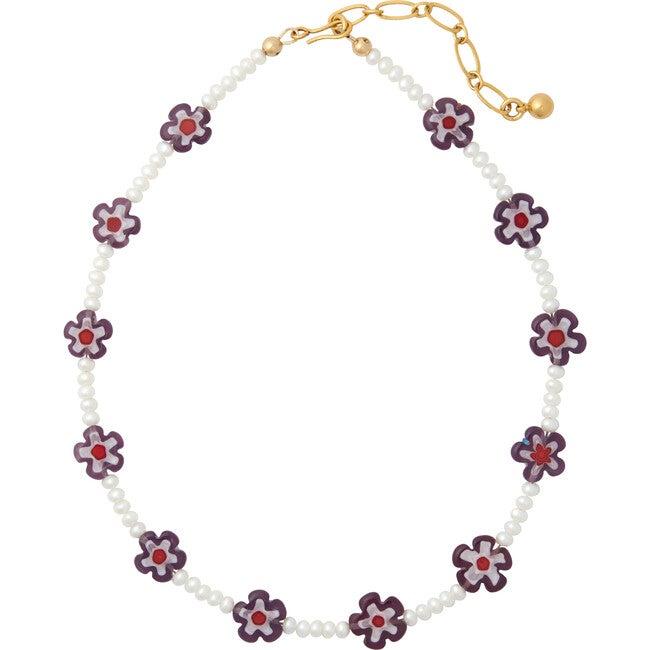 Yolo Necklace, Grape