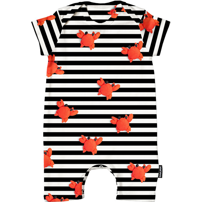 *Exclusive* Clay Crab Playsuit