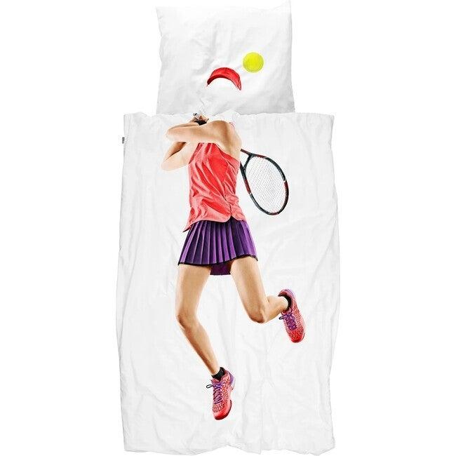 *Exclusive* Tennis Pro Duvet Set, Light Skin Tone