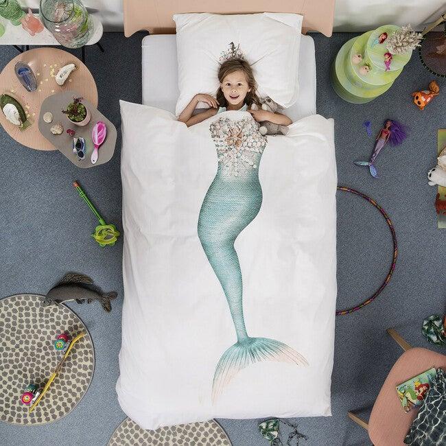 Mermaid Duvet Set