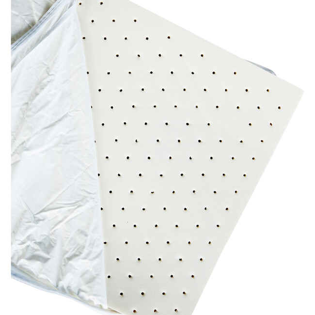 Waterproof Bamboo Jersey Cover, Natural