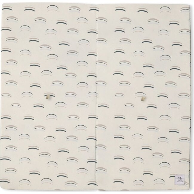 Arches Playmat, White