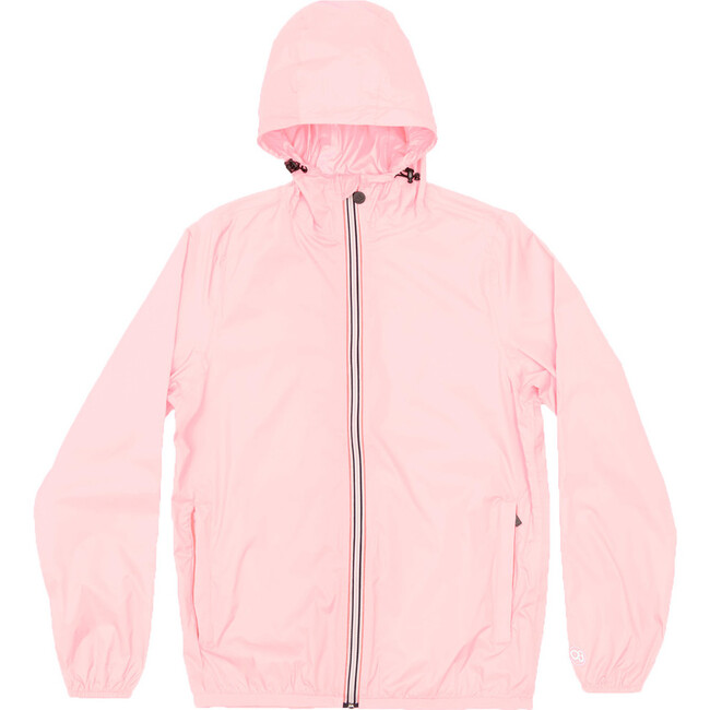 Sam Packable Rain Jacket, Ballet Slipper - Raincoats - 1
