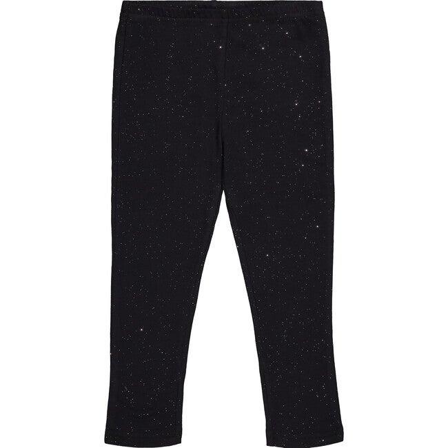Sparkle Legging, Black - Leggings - 1