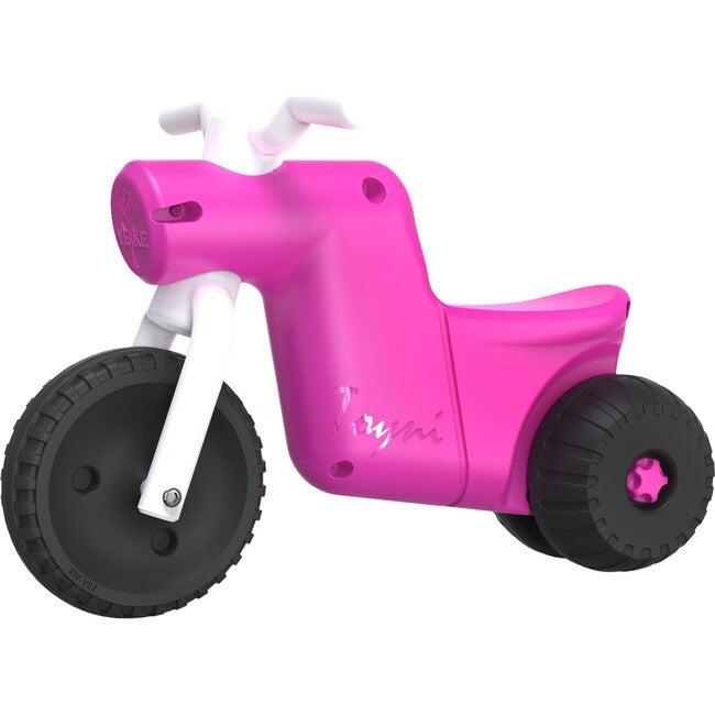 Toyni Tricycle Balance Bike, Pink
