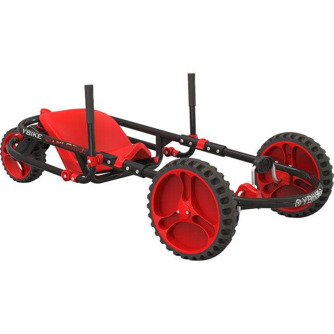 Explorer 3.0 Go Kart, Red