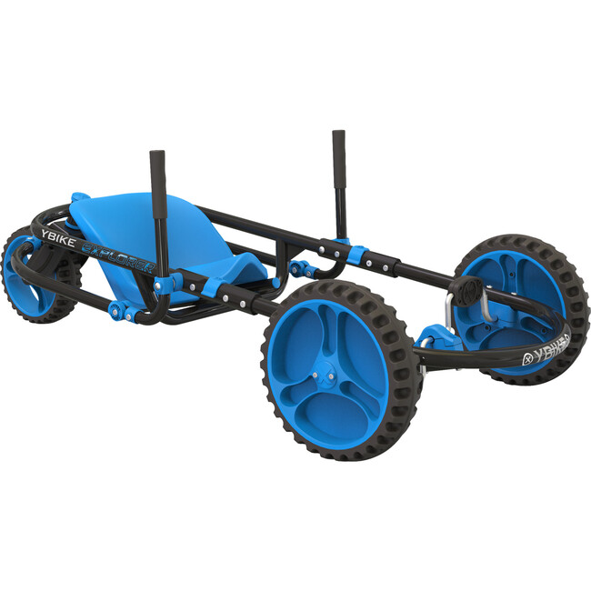 Explorer 3.0 Go Kart, Blue