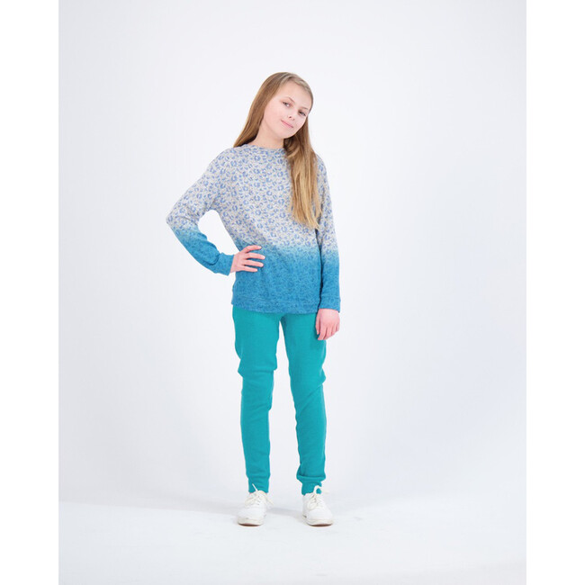 Ombre Hacci Set, Turquoise