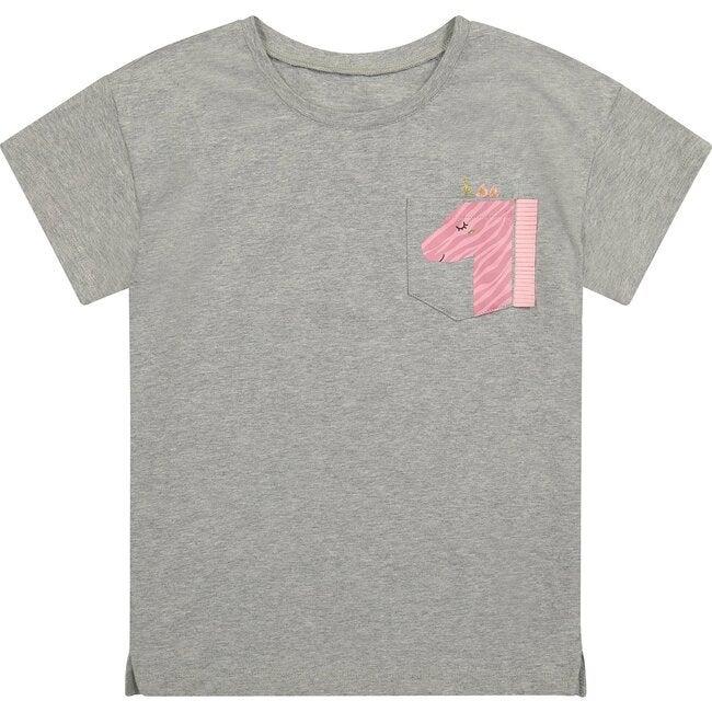 Short Sleeve T-Shirt, Pink