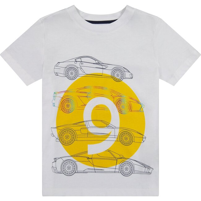 Short Sleeve T-Shirt, White