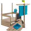 Ahoy Wooden Play Boat - Playhouses - 4