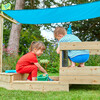 Ahoy Wooden Play Boat - Playhouses - 7