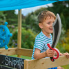 Ahoy Wooden Play Boat - Playhouses - 9