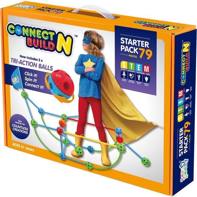 Connect N Build, 79 Pieces