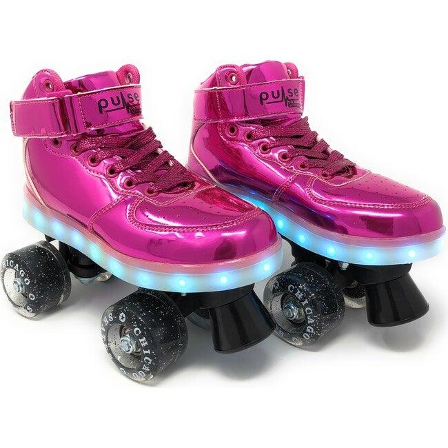 Pulse Sizzle Light-Up Skates, Pink