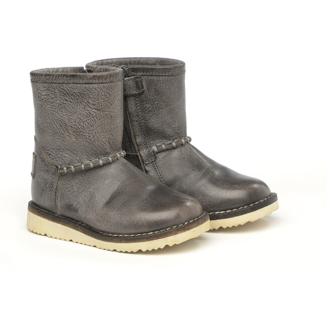 Ankle Boots, Grey
