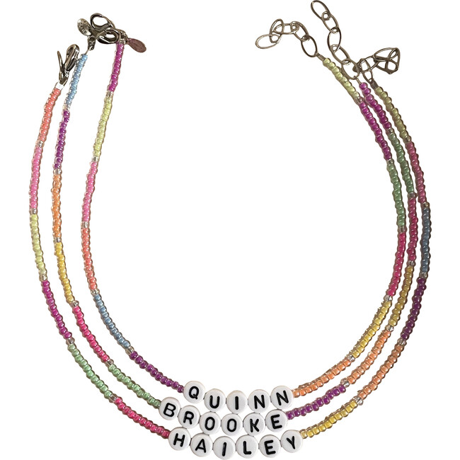 Neon Name Necklace