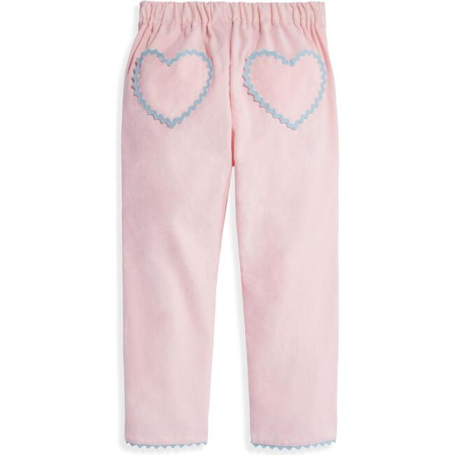 Heart Pocket Lulu Pant, Blush